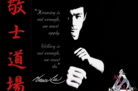 walk fight the path motivational leadership tetsu gaku philosophy jack m sabat sensei shihan