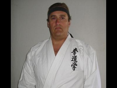 sensei tom davies koei kan karate do butaedo