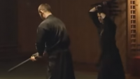 samurai modified sword fighting