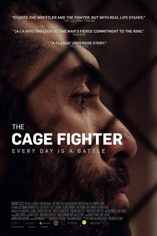 cage fighter movie cover