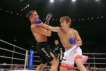 gomi in fight