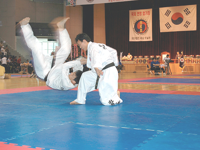 hapkido tournament