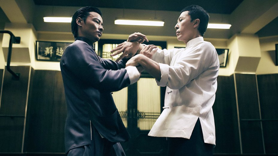 ip man 3 movie shot