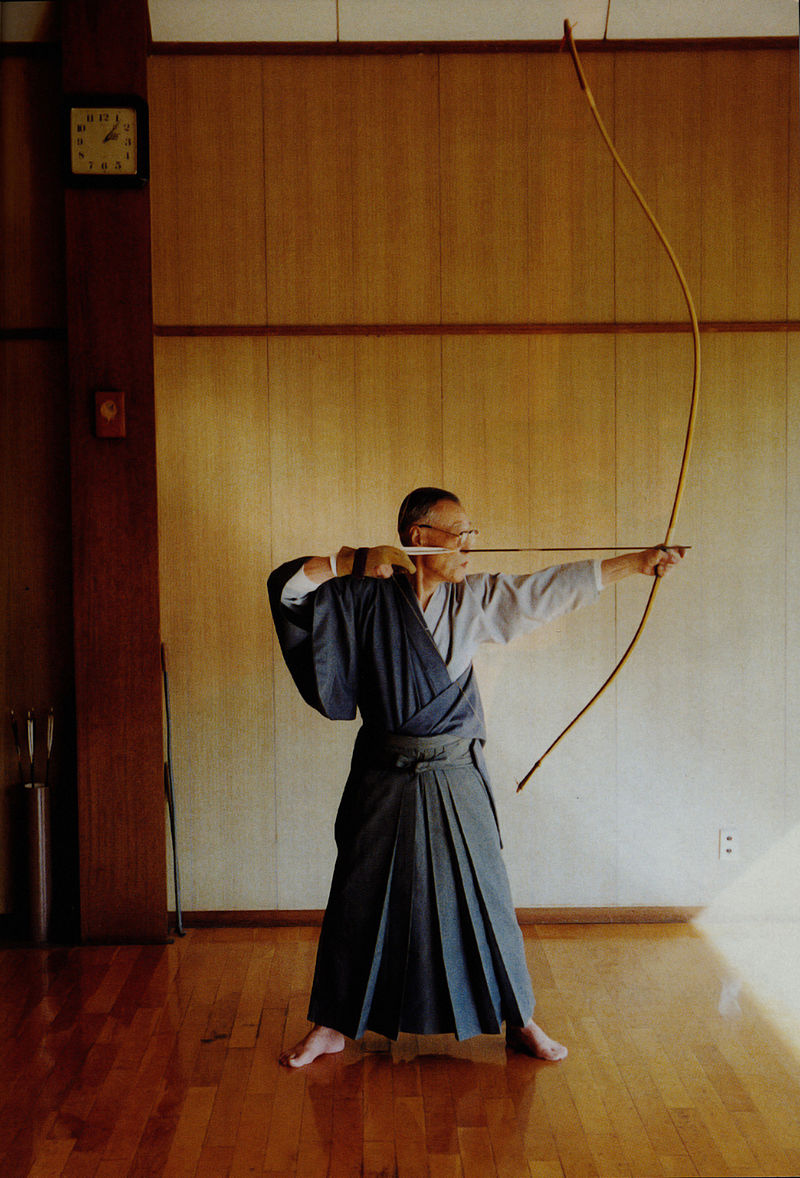 kyodu - bow and arrow