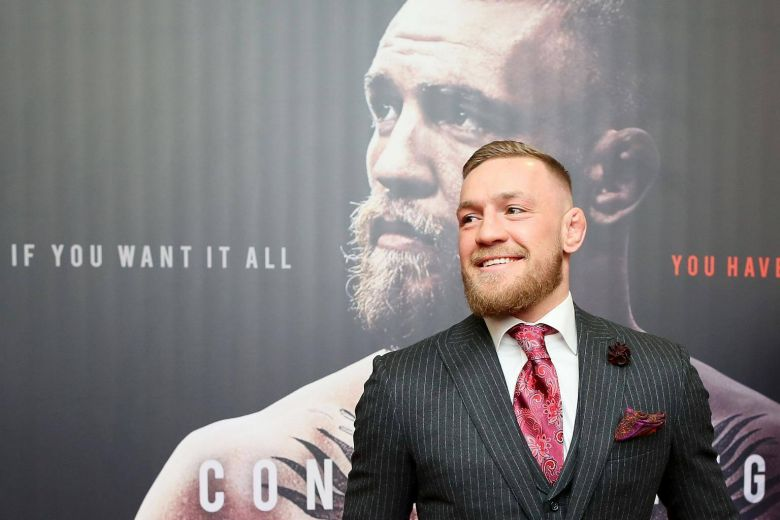 mcgregor mma photo