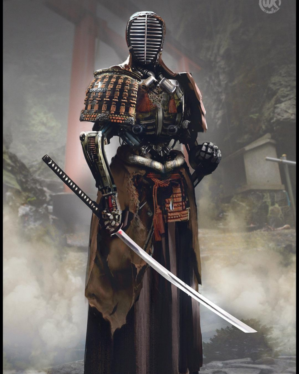 machine samurai