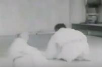 God of judo! 10 dan Kyuzo (Kudzo) Mifune martial arts karate japan master sensei shihan throws locks counter fighting