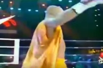 What happens when a SHAOLIN MONK meets MMA FIGHTERS