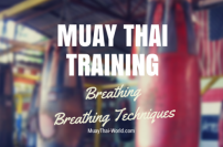 Muay Thai breathing – All techniques By Muay Thai World on 30. November 2014