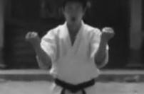 Karate is not a sport, more than that! jka martial art sanchin