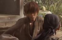 Rurouni Kenshin - Epic Dojo Fight battle scene samurai movie martial arts film kobudo weapons