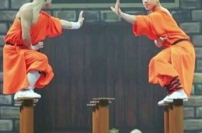 The Amazing Feats of The Shaolin Monks martial arts karate incredible training secret methods balance kime focus austerity training