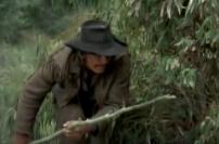 Toshiro Mifune throws Charles Bronson around for about 2 minutes chambara samurai movie film toshiro mifune