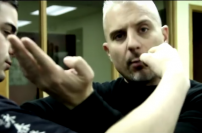 video stop the hook punch wing chun