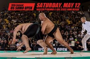 18th annual sumo show