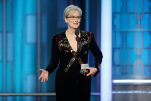 Meryl Streep slammed mixed martial arts. She doesn't know what she's missing.