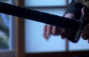 A Demonstration of Perfect Samurai Swordsmanship