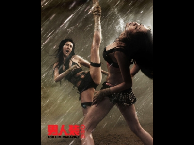 THE FEMALE SIDE OF BUDO martial arts women wombmen bad ass babes fighting women weapons kobudo