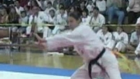 Jitsuen - Kone Kata - Sensei Areno koei kan karate do