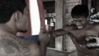 Muay Thai Motivational Training
