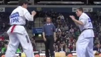 kyokushin mas oyama tournatment entertainment butaedo budo secrets