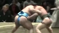 INCREDIBLE SUMO(98kgVS200kg)
