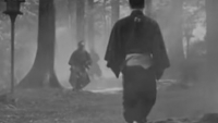THE SWORD OF DOOM, Kihachi Okamoto, 1966 - Ambush