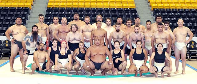 2015 sumo group shot